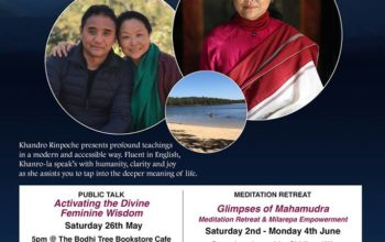 Activating Divine Feminine Wisdom with Khandro Rinpoche