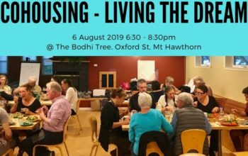 Co Housing Community Information Evening